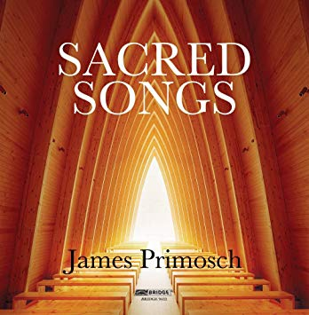 2014 - Sacred Songs [Bridge 9422] CD Cover