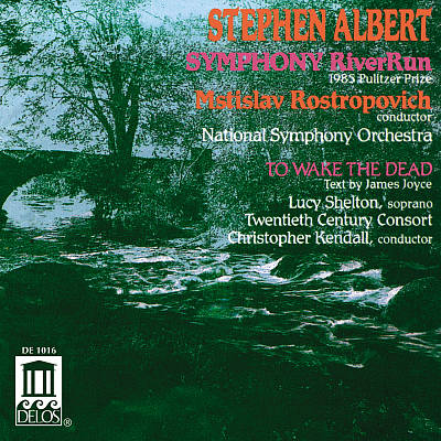 1989 - STEPHEN ALBERT [DE1016] CD Cover