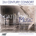 2016 - Cathedral Music [Albany Troy1615] CD Cover